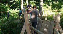 Outdoor Team Wanderung
