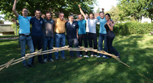 Strategie Outdoor Spiel